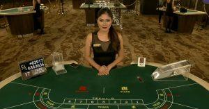百家樂賭場優勢低?